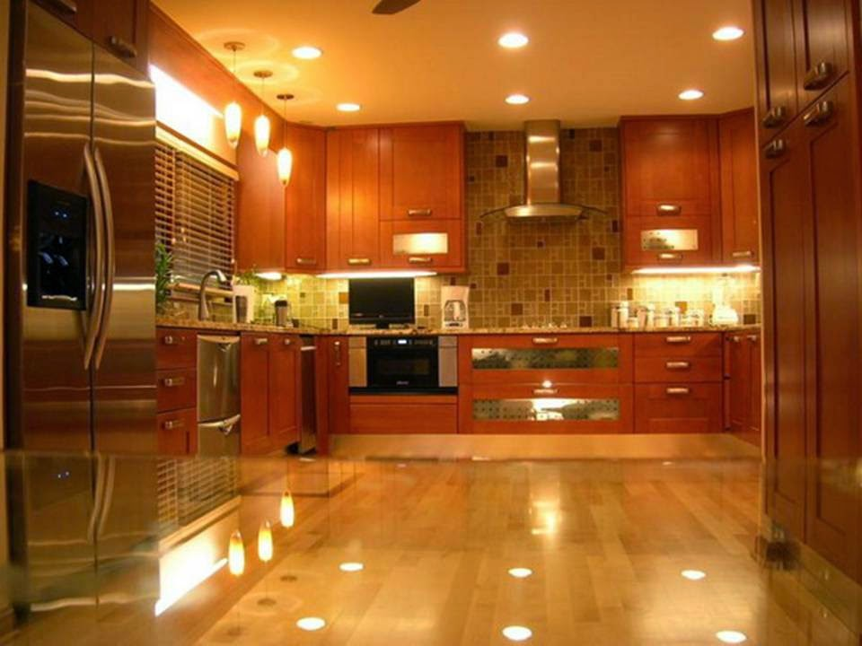 Home decor 15 dream kitchens for Luxury kitchen