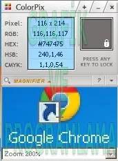 Colorpix Programi Ekran Görüntüsü