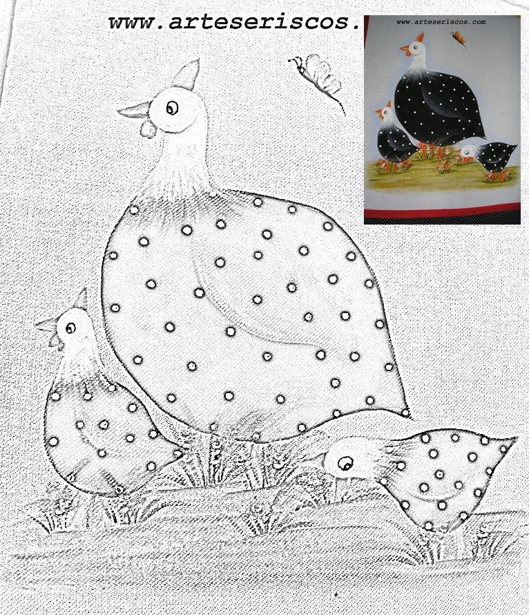 galinhas d angola