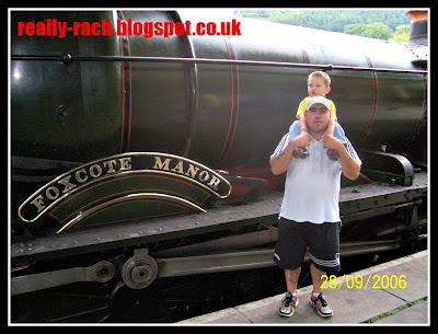 Really Rachel Foxcote Manor at the Llangollen Railway
