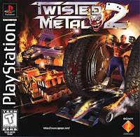 Free Download Games twisted metal II PSX ISO Untuk Komputer Full Version  ZGASPC