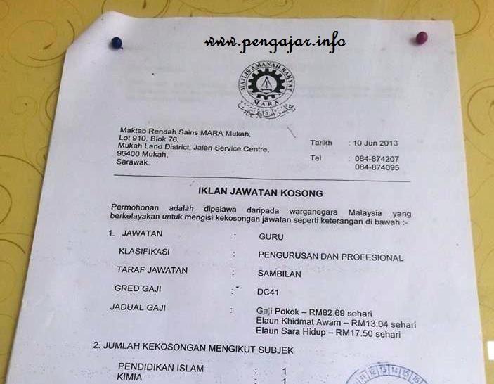 resume guru sandaran