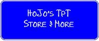 HoJo's TpT Store & More
