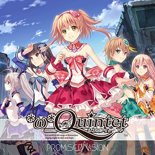 Omega Quintet – PROMiSED ViSION /Good bye&Good luck *ω*Quintet