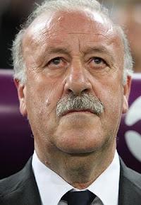 Vicente del Bosque González (Futbolista y entrenador)