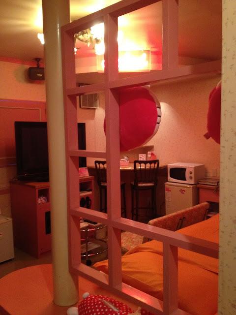 米沢市のラブホテル HOTELコットンツリー別館パート2-103号室-