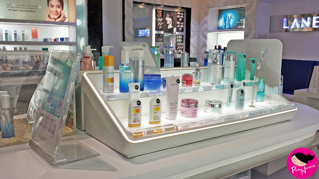 Image of Korean Make-Up Brand, Laneige - pinknomenal.blogspot.com