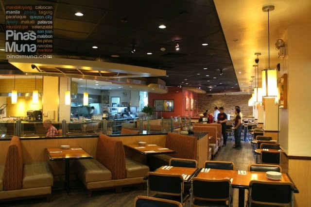 California Pizza Kitchen - Alabang Town Center