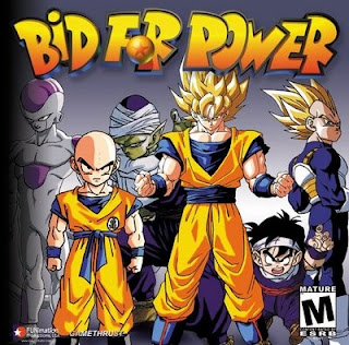 Download Game Dragon Ball Z Bid For Power Full Versi