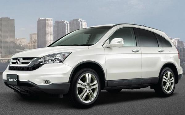 Car new review for White honda crv