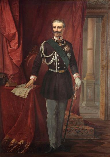 Charles Albert of Sardinia The Italian Monarchist King Carlo Alberto of PiedmontSardinia