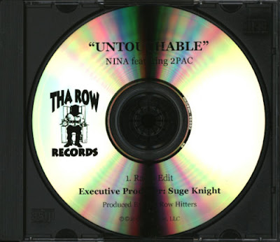 N.I.N.A. Featuring 2Pac – Untouchable (Promo CDS) (2002) (320 kbps)