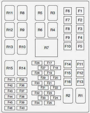 f2 cars & fuses 2013 ford fiesta fuses 2011 ford fiesta fuse box diagram at couponss.co