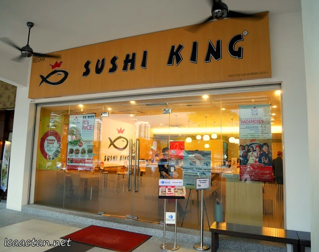 Sushi King All Season Place Penang