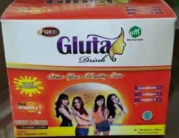 jual Gluta Drink