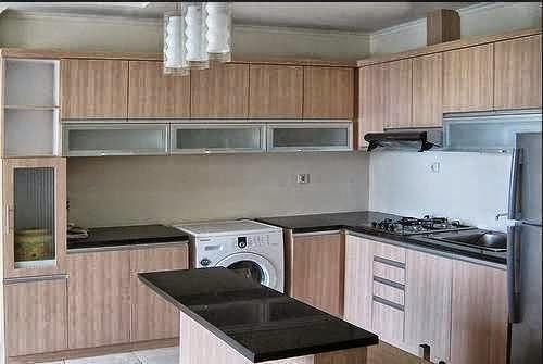 dapur, minimalis, sederhana, modern