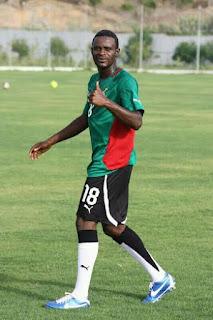 Richard Gadze, Delhi Dynamos FC