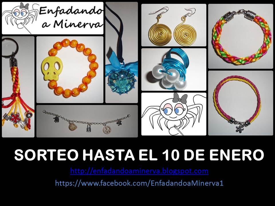 SORTEO EN ENFADANDO A MINERVA