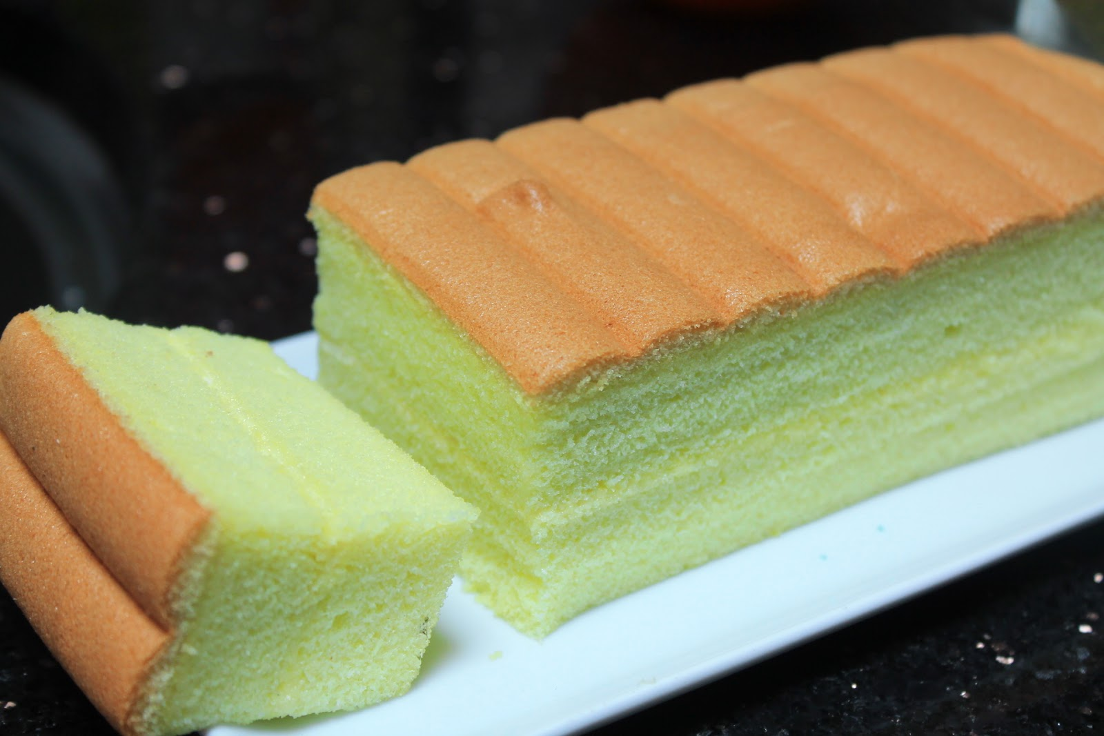 As The Deer : Japanese Cotton Sponge Cake ??????