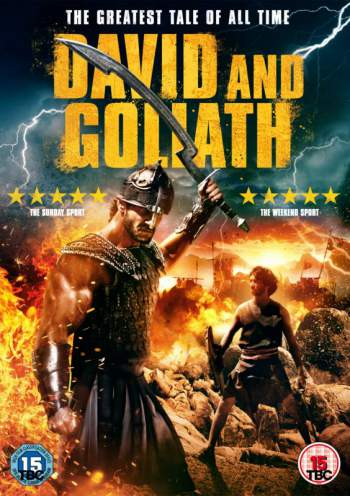 David Vs Golias: A Batalha Da Fé Torrent - BluRay 720p/1080p Dual Áudio