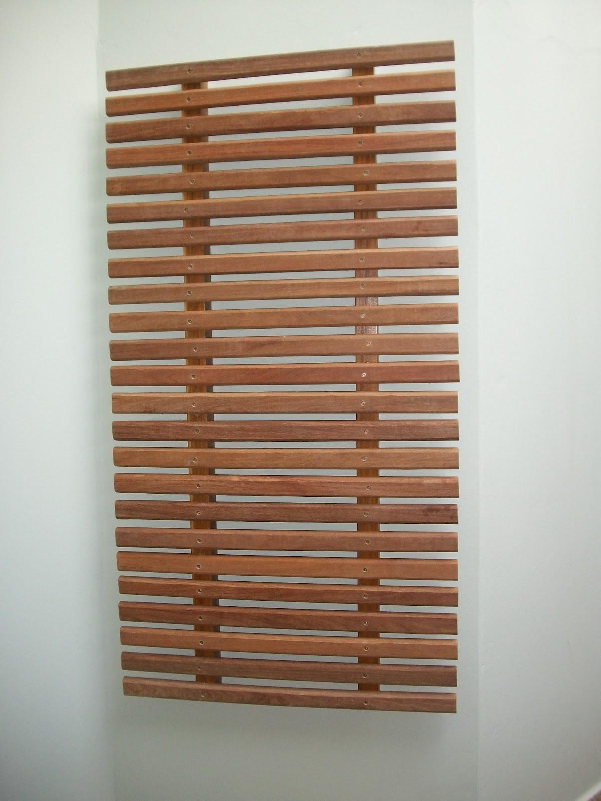 de madeira jardim vertical:Paisagismo.: Treliças ou Suporte para  #4D2E18 1200x1600