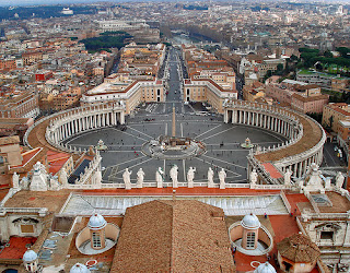 Kekayaan Vatican Bernilai US170 Billion!!