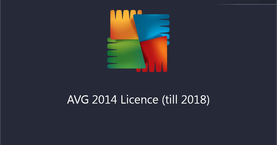avg antivirus 2016 serial key till 2018 free download