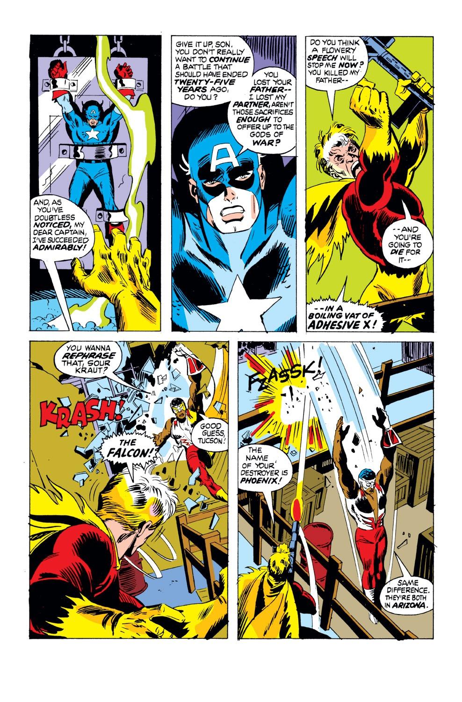 Captain America (1968) Issue #168 #82 - English 17