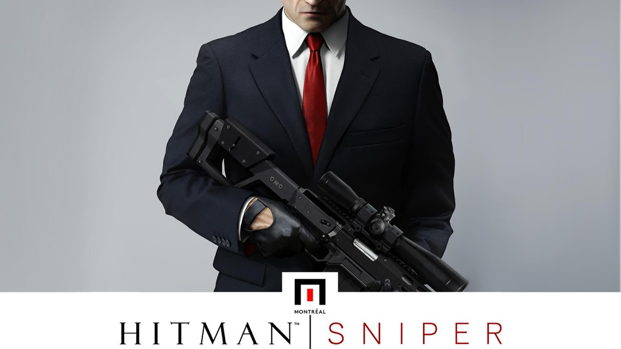 Hitman: Sniper Gameplay IOS / Android