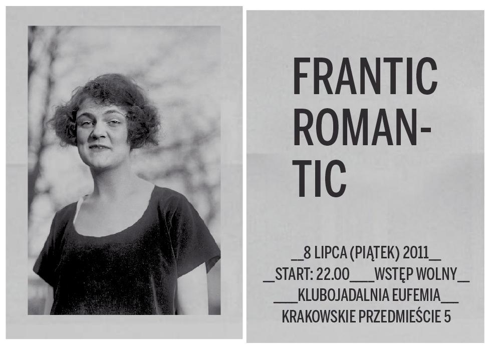 Frantic Romantics / M.O.T.O. - Split