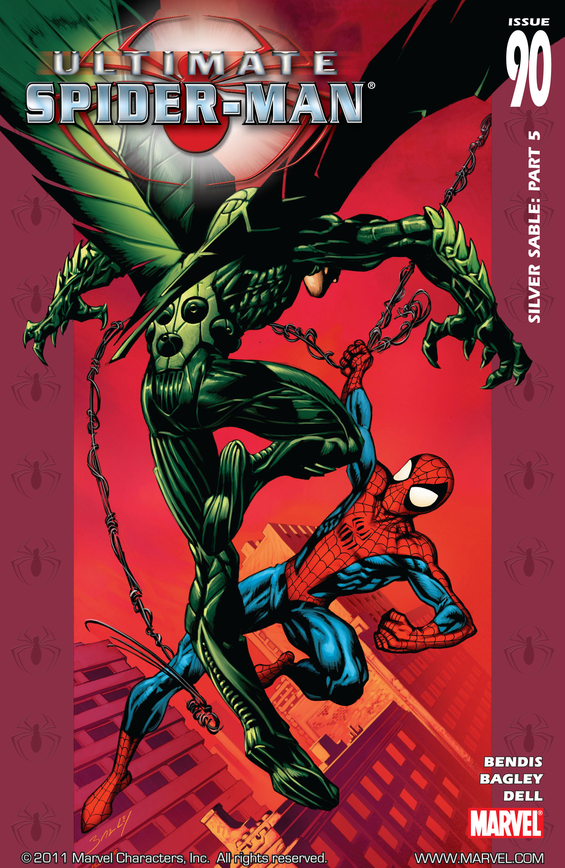 Ultimate Spider-Man (2000) Issue #90 #94 - English 1