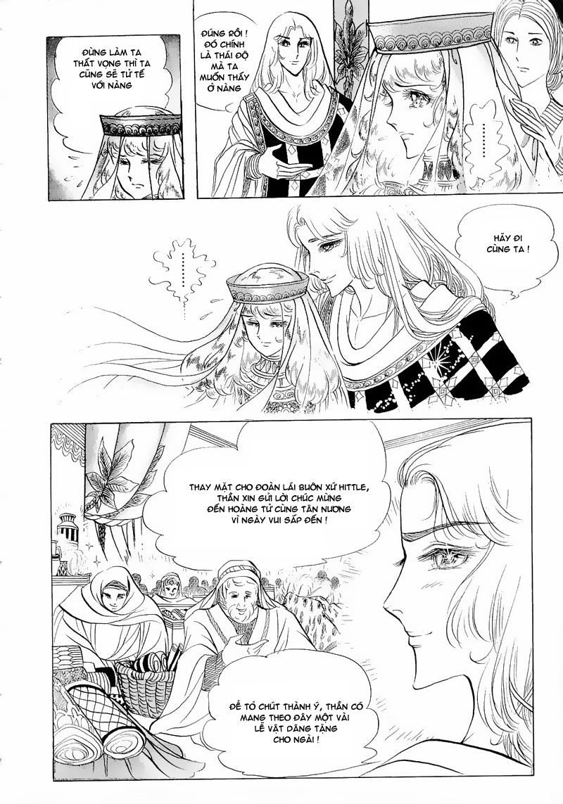 Nữ Hoàng Ai Cập-Ouke no Monshou chap 54 Trang 10 - Mangak.info