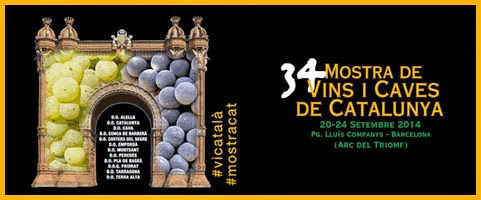 34a edició Mostra de Vins i Caves al Passeig Lluís Companys