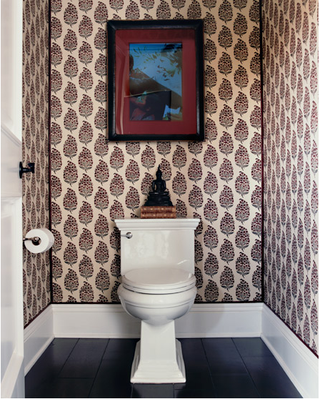 Gallery Funny Game Bathroom Wallpaper