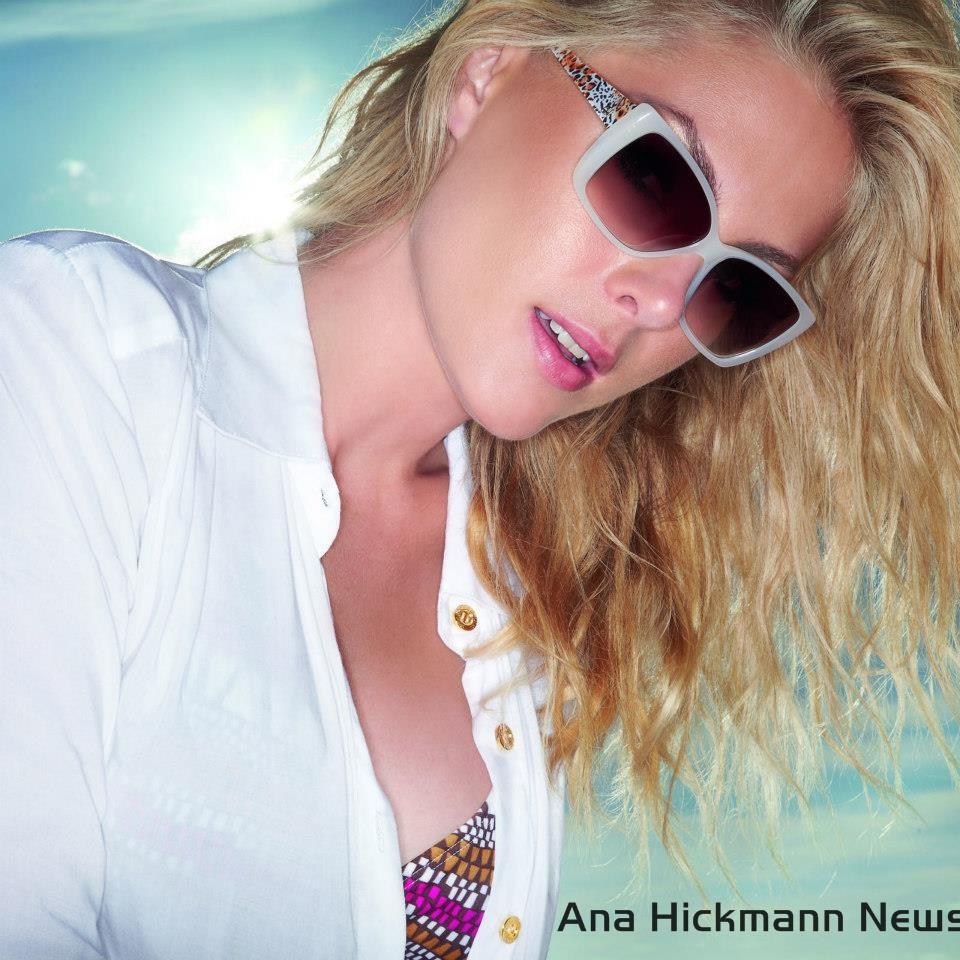 Ana Hickmann News  Ana Hickmann Eyewear Verão 2013 - Summer Gold 6be74d17b7