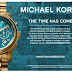 Join Michael Kors to watch hunger stop