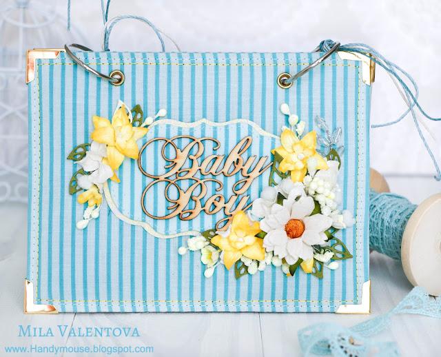 Альбом-маленький-малыш-Мила-Валентова