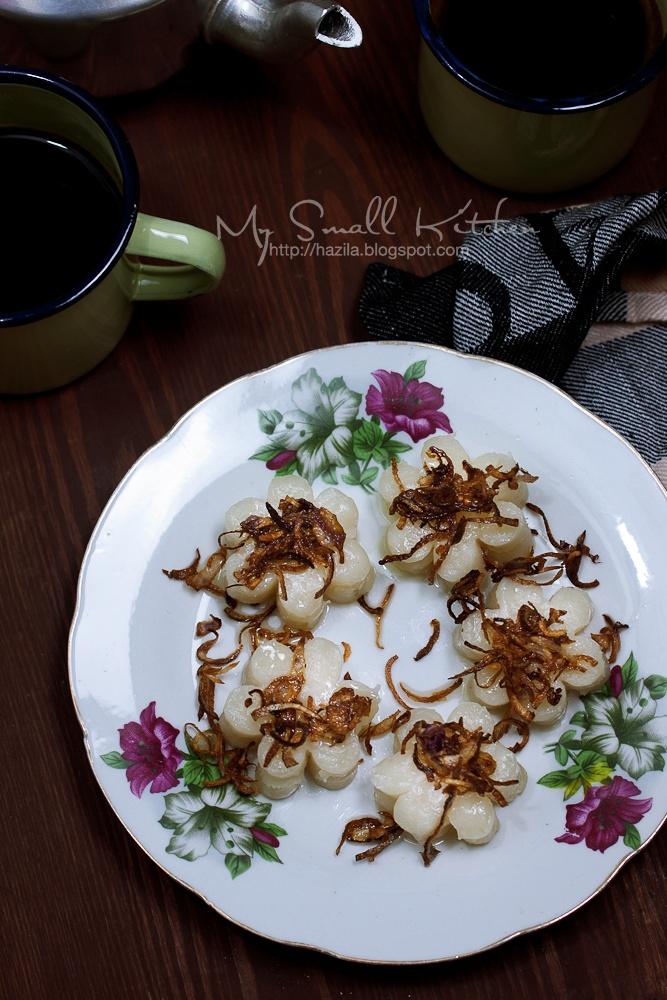 Kuih Qasidah By My Small Kitchen