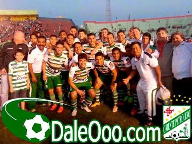 Oriente Petrolero - Oriente Petrolero Campeón Copa Liga - DaleOoo.com web del Club Oriente Petrolero