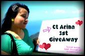 Ct Arina 1st GiveAway