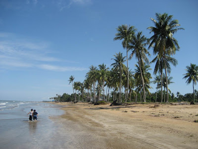 Takisung Beach, Tanah Laut, South Kalimantan