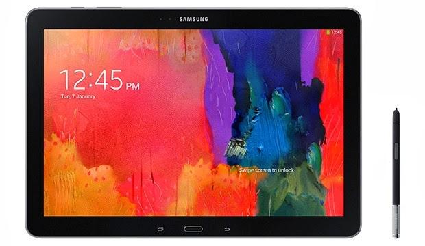 Samsung Galaxy NotePRO 12.2 Specs