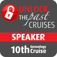 Unlock the Past Cruise speaker