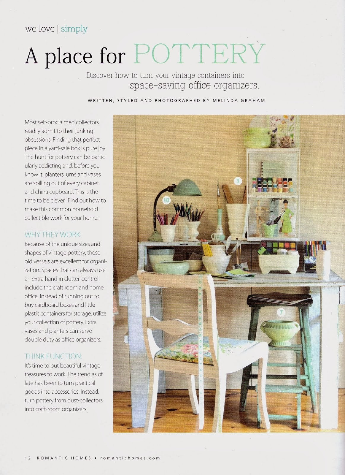 Romantic Homes Oct 2013