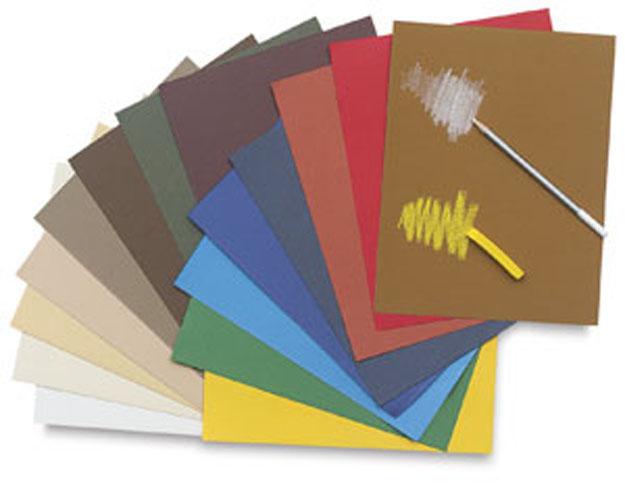 Desenhe tudo pintura pastel seco for Blueprint paper size