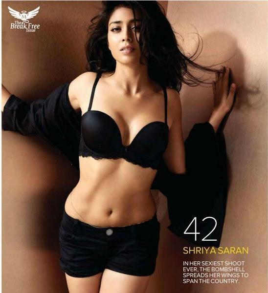 Shreya Saran Hot Bikini