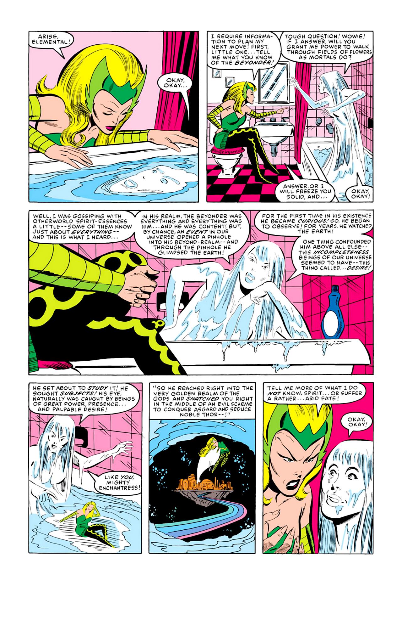Captain America (1968) Issue #292m #220 - English 6