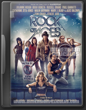 Rock of Ages Extended (BRRip HD Ingles Subtitulado) (2012)