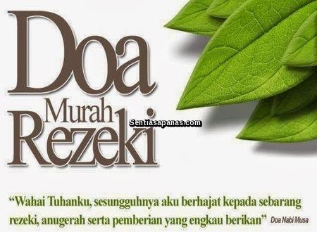 Doa-murah-rezeki
