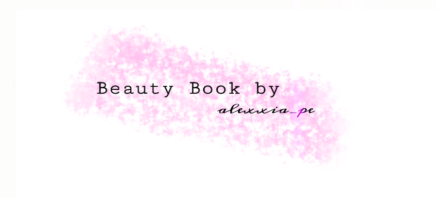 beauty book.